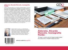 Bookcover of Alderete, Ricardo Marcelo. Iconografía fluida: