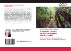 Bookcover of Análisis de los conocimientos ancestrales