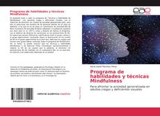 Copertina di Programa de habilidades y técnicas Mindfulness