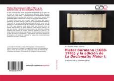 Обложка Pieter Burmann (1668-1741) y la edición de La Declamatio Maior I: