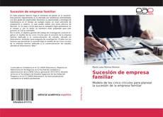 Buchcover von Sucesión de empresa familiar