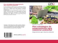 Bookcover of Plan estratégico de aseguramiento agro industrial ambiental