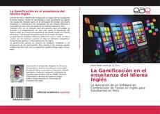 Capa do livro de La Gamificación en el enseñanza del Idioma Inglés