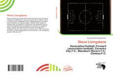 Bookcover of Steve Livingstone