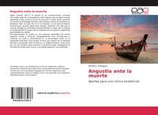 Capa do livro de Angustia ante la muerte