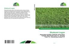Shaleum Logan的封面
