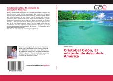 Bookcover of Cristóbal Colón, El misterio de descubrir América