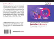Capa do livro de Justicia de Género