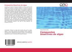 Capa do livro de Compuestos bioactivos de algas