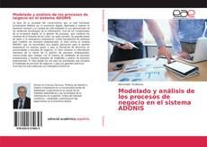 Bookcover of Modelado y análisis de los procesos de negocio en el sistema ADONIS