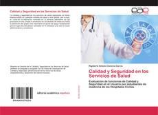 Portada del libro de Calidad y Seguridad en los Servicios de Salud