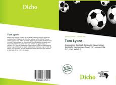 Bookcover of Tom Lyons