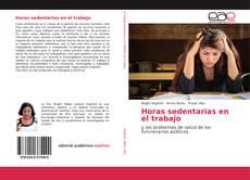 Bookcover of Horas sedentarias en el trabajo