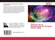 Portada del libro de Historia de la democracia en Turquía hasta 1950