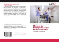 Bookcover of Manual de Emergencias en Endocrinología