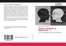 Copertina di Sorna, lamento y laberinto - I