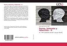 Copertina di Sorna, lamento y laberinto - II
