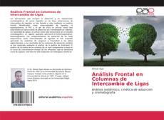 Bookcover of Análisis Frontal en Columnas de Intercambio de Ligas