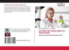 Bookcover of Un libro de texto sobre la lubricación