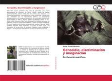Bookcover of Genocidio, discriminación y marginación