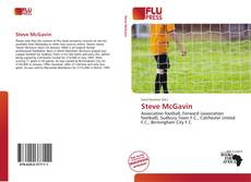 Bookcover of Steve McGavin