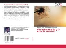Portada del libro de La supersanidad y la función cerebral