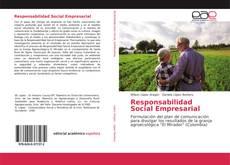 Capa do livro de Responsabilidad Social Empresarial