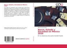 Bookcover of Narco, Estado y Sociedad en México 2020
