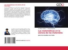 Bookcover of Las matemáticas en la ciencia de los materiales