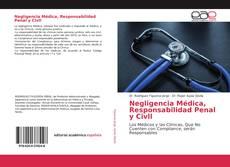 Обложка Negligencia Médica, Responsabilidad Penal y Civll