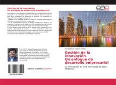 Copertina di Gestión de la innovaciónUn enfoque de desarrollo empresarial