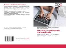 Copertina di Burnout y Resiliencia Universitaria