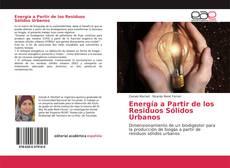 Обложка Energía a Partir de los Residuos Sólidos Urbanos