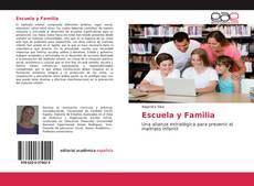 Escuela y Familia的封面