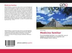 Buchcover von Medicina familiar