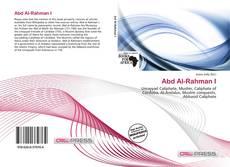 Capa do livro de Abd Al-Rahman I