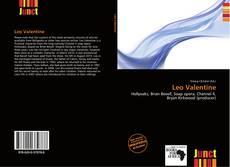 Couverture de Leo Valentine