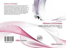 Bookcover of Hisham I of Córdoba