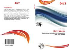 Bookcover of Carly Wicks