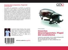 Portada del libro de Insectos descompuestos: Papel del ecosistema