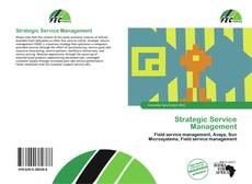 Portada del libro de Strategic Service Management