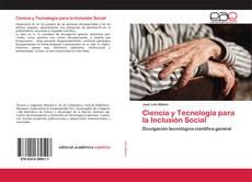Capa do livro de Ciencia y Tecnología para la Inclusión Social