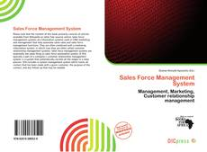 Bookcover of Sales Force Management System