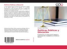 Bookcover of Políticas Públicas y Educación