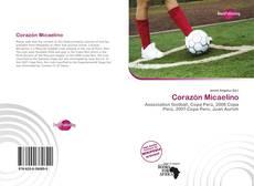 Capa do livro de Corazón Micaelino