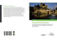 Gundulf de Provence kitap kapağı
