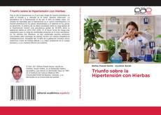 Обложка Triunfo sobre la Hipertensión con Hierbas