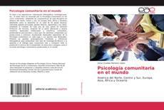 Borítókép a  Psicología comunitaria en el mundo - hoz