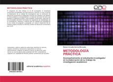Borítókép a  METODOLOGÍA PRÁCTICA - hoz