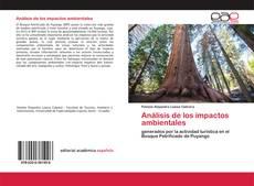 Capa do livro de Análisis de los impactos ambientales